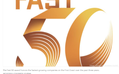 E2 Roofing and E2 Homes Receives Fast 50 Award